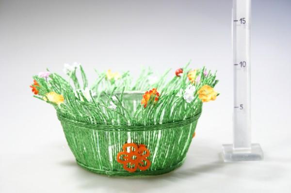 Košík kvetinkový jarný