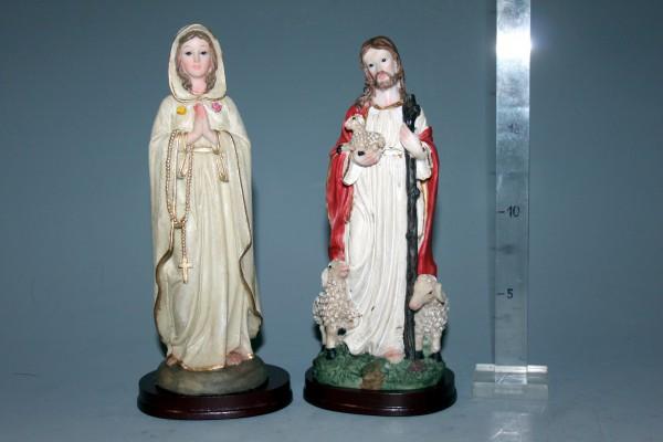 Panna Mária/ Ježiš