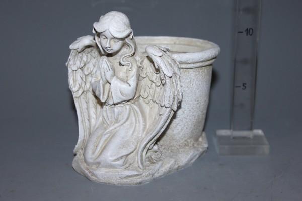 Anjel kvetináč