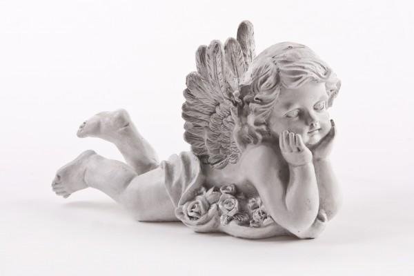 Anjel ležiaci15x23cmcm 5464