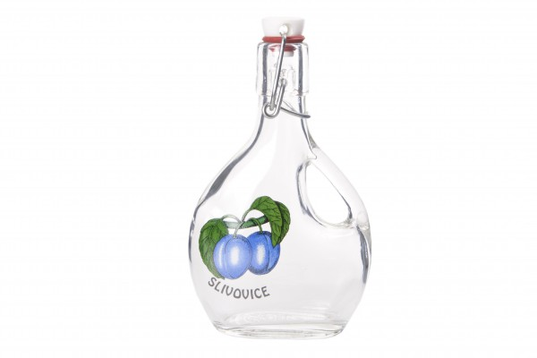 Fľaša Bekbot - 0, 2 l slivka