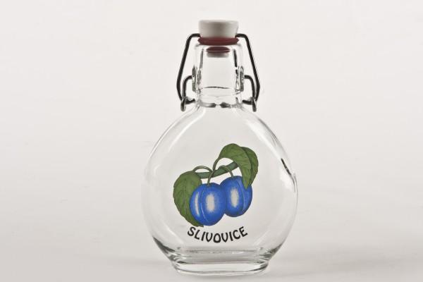 Fľaša Felda 0, 2l- slivka