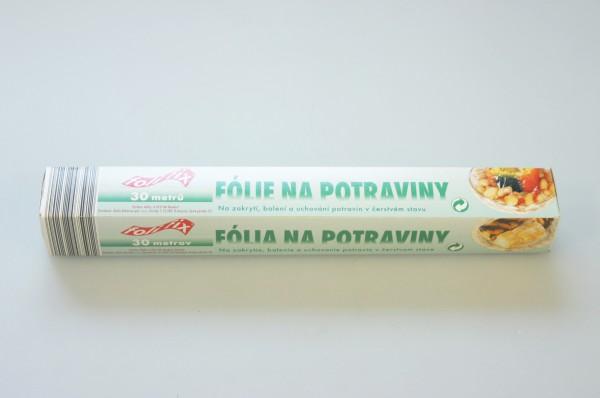 Fólia na potraviny 30m