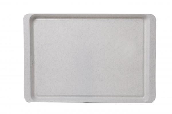Podnos rešt. 50x34cm gr.biely