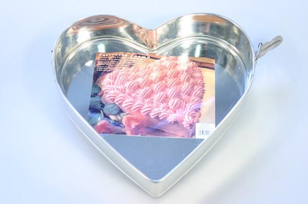 Forma na tortu srdce 2spony168