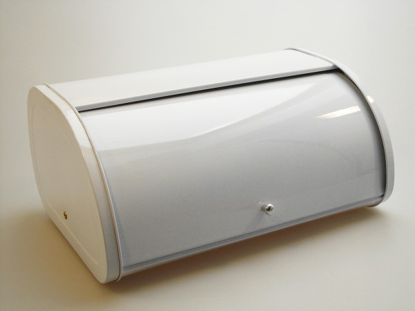 Chlebník biely 38x26x17cm