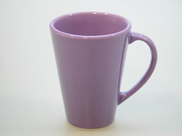 Hrnček V fialový 10 cm 250ml