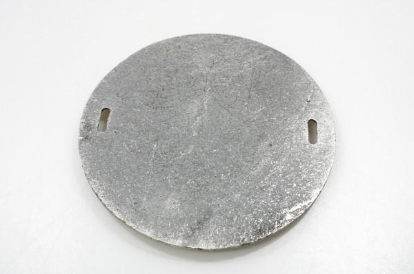 Platna kruh liatina malá 17cm