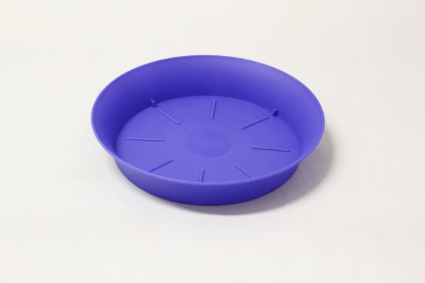 Podmiska plast 34 modrá