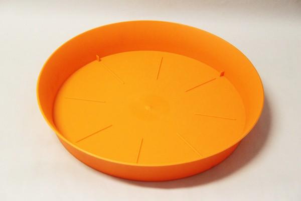 Podmiska plast 34 oranž.N