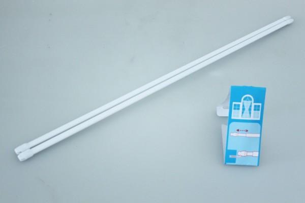Tyč vitrážová 2ks 40-65cm