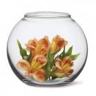 Váza GLOBE 215x195mm SIMAX