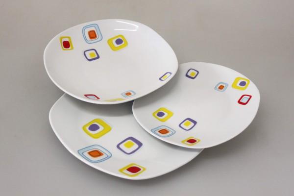 Sada talířů 18ks