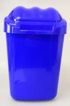 Koš odpad. FALA 27l modrý