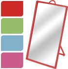 Zrcadlo 17x12cm mix