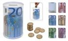 Pokladnička plech Euro
