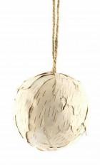 Koule dekorační závěsná 10cm