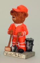 Medvěd popelář 20cm