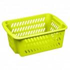 Košík midi zelený