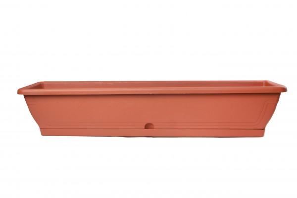 Truhlík+podložka 80cm 16l tera