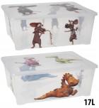 Box skladovací detský 42x35x15