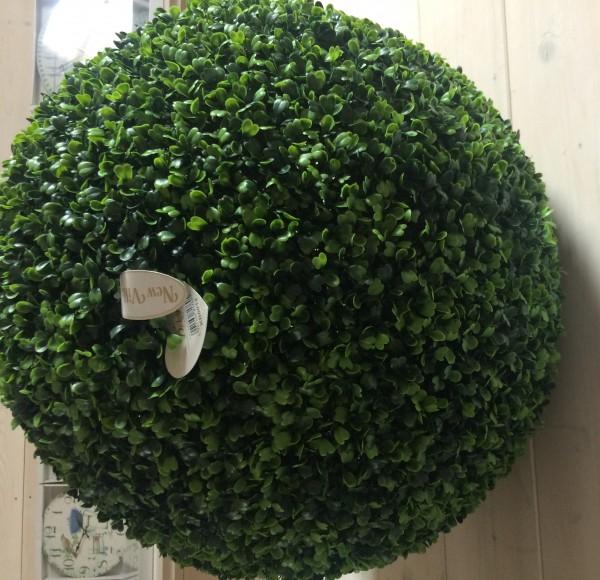 Dekorace koule zelená 55cm
