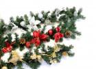 Girlanda vánoční 180cm