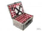 Koš na piknik pro 4 osoby