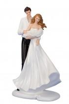 Ženich a nevěsta 26cm