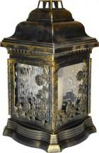 Kahan Katedrála zlatý 26cm