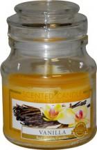 Svíčka v dóze T200 vanilka