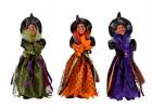 Čarodějnice stojící 22cm