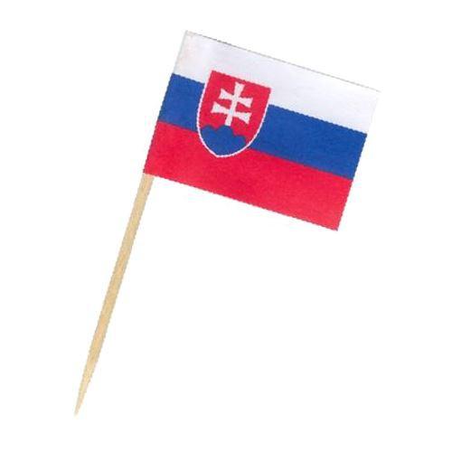 Napichovátka SVK vlajka 100ks