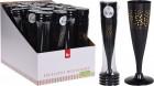 Sklenice UH šamp.4ks černé