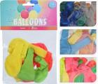 Balóny barevné 15ks mix