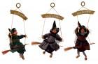 Čarodějnice na pověšení 25cm