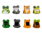 Žába, Myš, Kočka, Želva 9cm mix