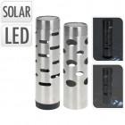 Lampa solární ner.cylindr mix