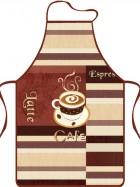 Zástěra kuch COFFE 2